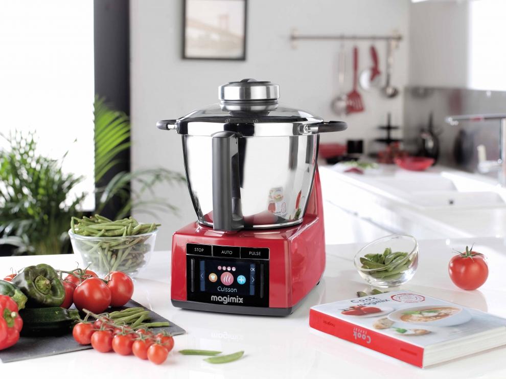 magimix robot cuiseur magimix cook expert rouge 18904 18904 achetez au meilleur prix chez. Black Bedroom Furniture Sets. Home Design Ideas