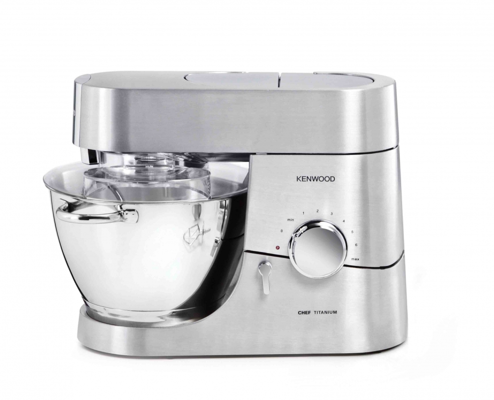 kenwood robot kenwood chef titanium inox bross 1400 w avec blender verre kmy65 achetez au. Black Bedroom Furniture Sets. Home Design Ideas