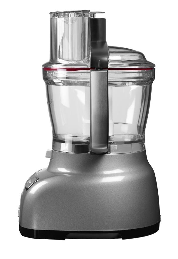 Robot m nager nouvelle version argent platine kitchenaid 3 1 litres 5kfp1335ecu 5kfp1335ecu - Cuisine platine but ...