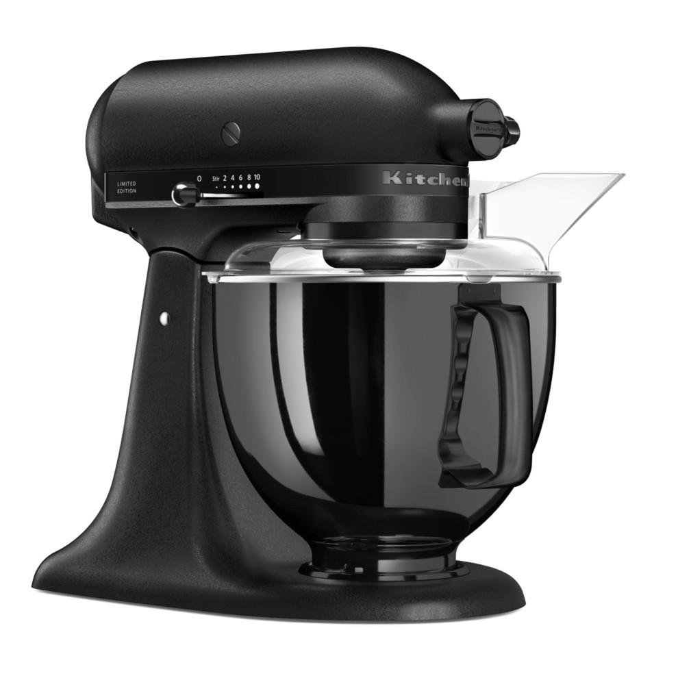 kitchenaid robot p tissier edition diamant noir 4 8 l 5ksm180lebk 5ksm180lebk achetez au. Black Bedroom Furniture Sets. Home Design Ideas