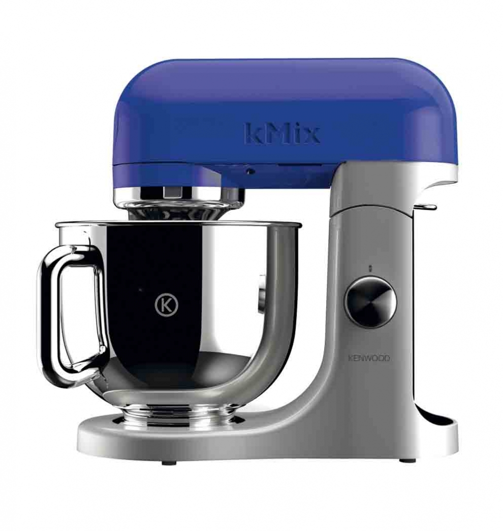 kenwood robot p tissier kmix bol inox 5l bleu roi kmx50bl kmx50bl achetez au meilleur prix. Black Bedroom Furniture Sets. Home Design Ideas