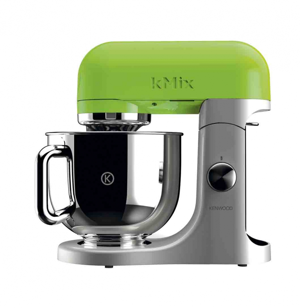 kenwood robot p tissier kmix bol inox 5l vert pr kmx50gr kmx50gr achetez au meilleur prix. Black Bedroom Furniture Sets. Home Design Ideas