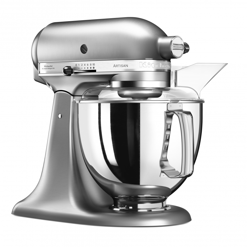 kitchenaid robot p tissier artisan l gance premium 4 8 l nickel bross 5ksm175psenk. Black Bedroom Furniture Sets. Home Design Ideas
