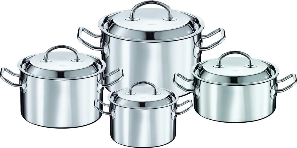R sle set d 39 ustensiles de cuisson i s rie multiply 4 for Casseroles et ustensiles culinaire