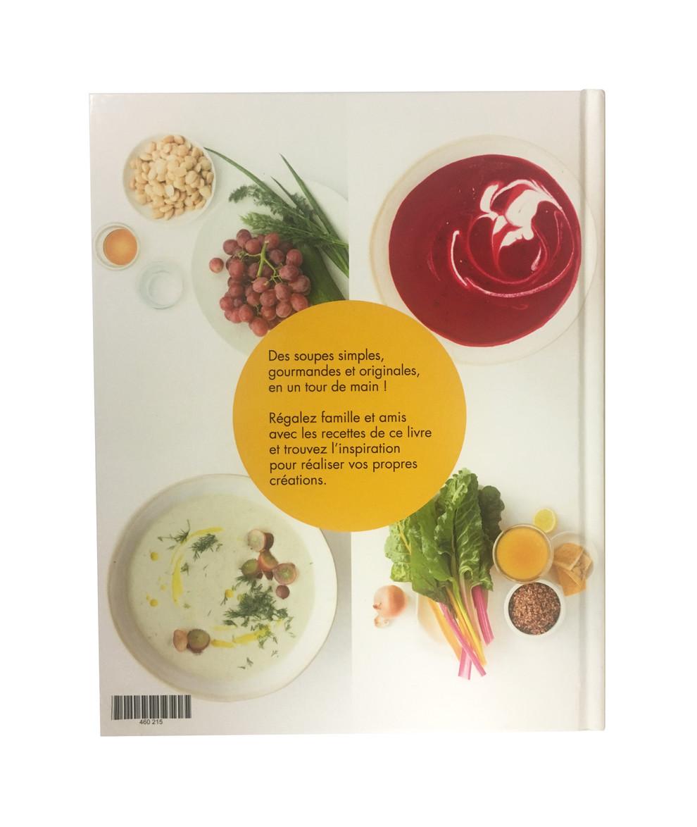 Soupes simplissimes livre de recettes Magimix Cook Expert