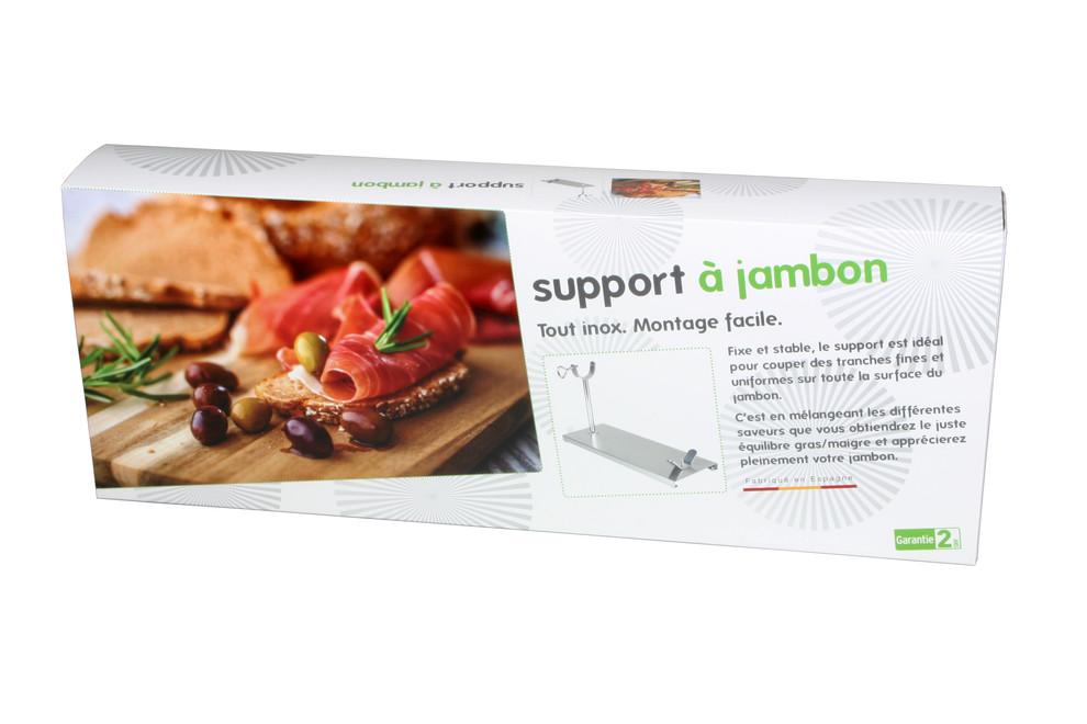 francis batt support jambon en inox 50 x 18 cm ht 29 cm 80002 2 80002 2 achetez au. Black Bedroom Furniture Sets. Home Design Ideas