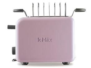 kenwood toaster kenwood kmix rose vintage ttm026 ttm026 achetez au meilleur prix chez. Black Bedroom Furniture Sets. Home Design Ideas
