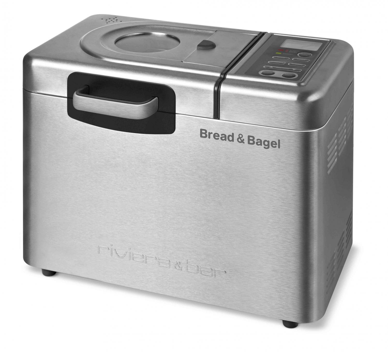 Riviera & Bar QD794A Machine à Pain Bread & Bagel Tout Inox Cette... par LeGuide.com Publicité